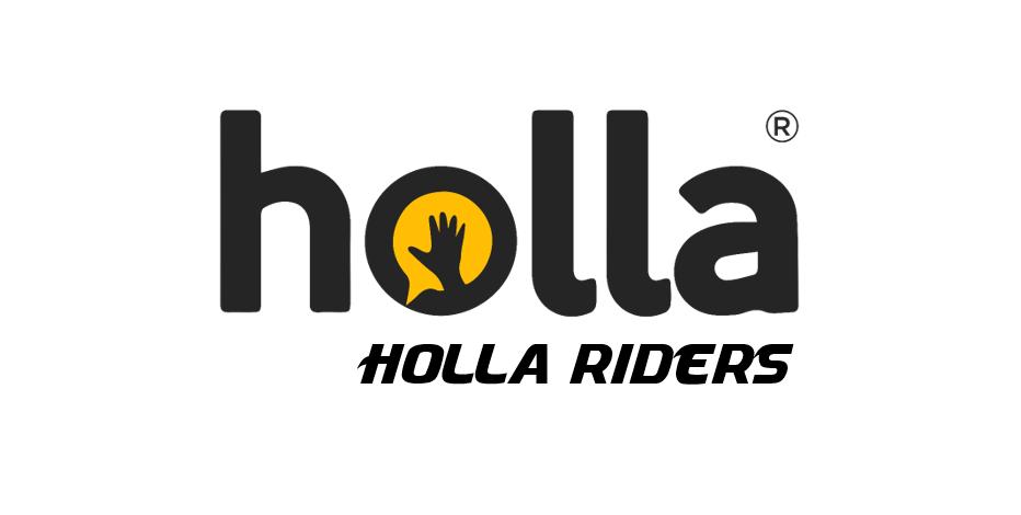 holla riders