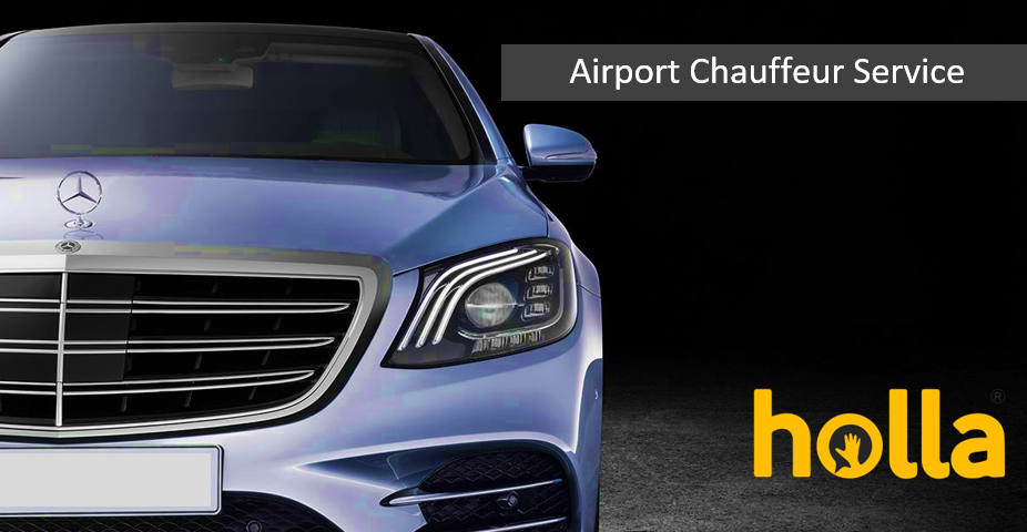 holla taxi Airport Chauffeur Service