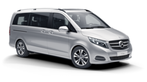 7 seater taxi vehicle
